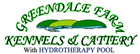 Greendale Farm Kennels, Cattery and Hydrotherapy Pool Logo