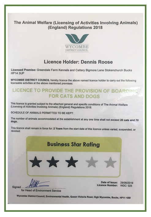 DEFRA Business Star Rating